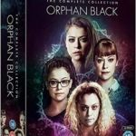 Orphan Black: The Complete Collection (DVD series review).