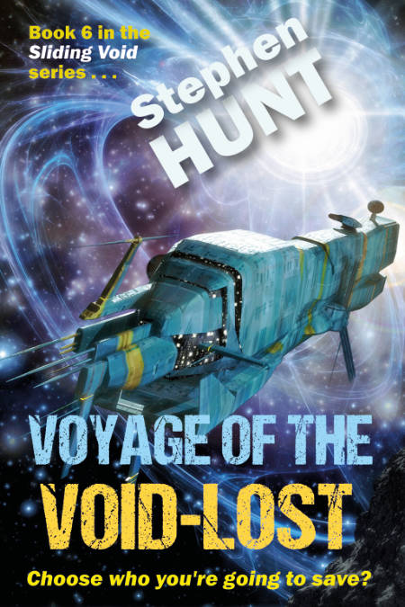 Voyage of the Void Lost