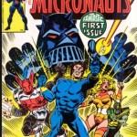 Micronauts by Michael Golden (comic-book retrospective: video).
