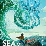 Cixin Liu's Sea of Dreams: A Graphic Novel by Cixin Liu and Jok (graphic novel review).