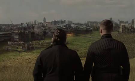 The Walking Dead World Beyond horror TV series: second season (trailer).