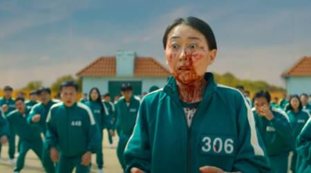 Squid Game (new Netflix scifi TV series: trailer).