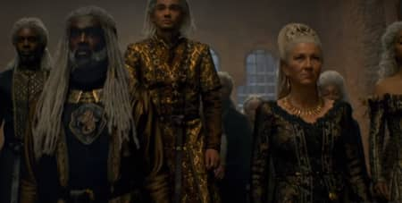 House of the Dragon: Game of Thrones prequel (trailer).