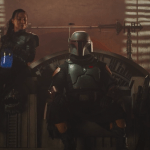 Ming-Na Wen on the Book of Boba Fett (video).