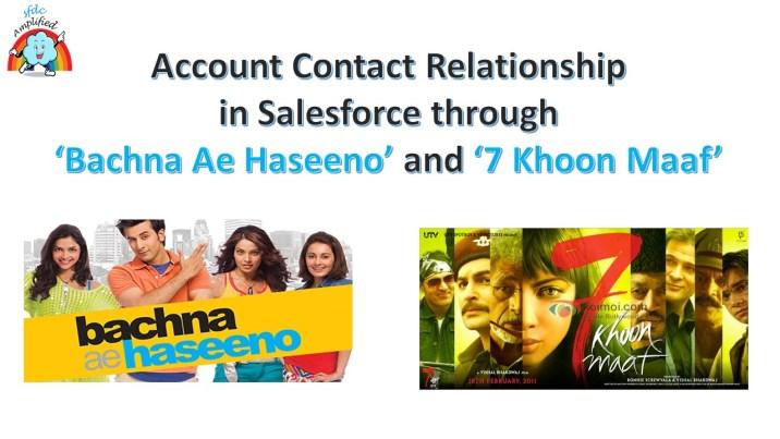 """, Relation de contact de compte dans Salesforce via «Bachna Ae Haseeno» et «7 Khoon Maaf»<span class=""""wtr-time-wrap after-title""""><span class=""""wtr-time-number"""">3</span> minutes de lecture</span>"""