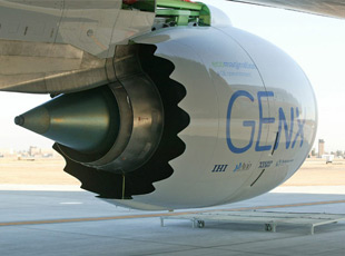 Chatter used by GE Aviation