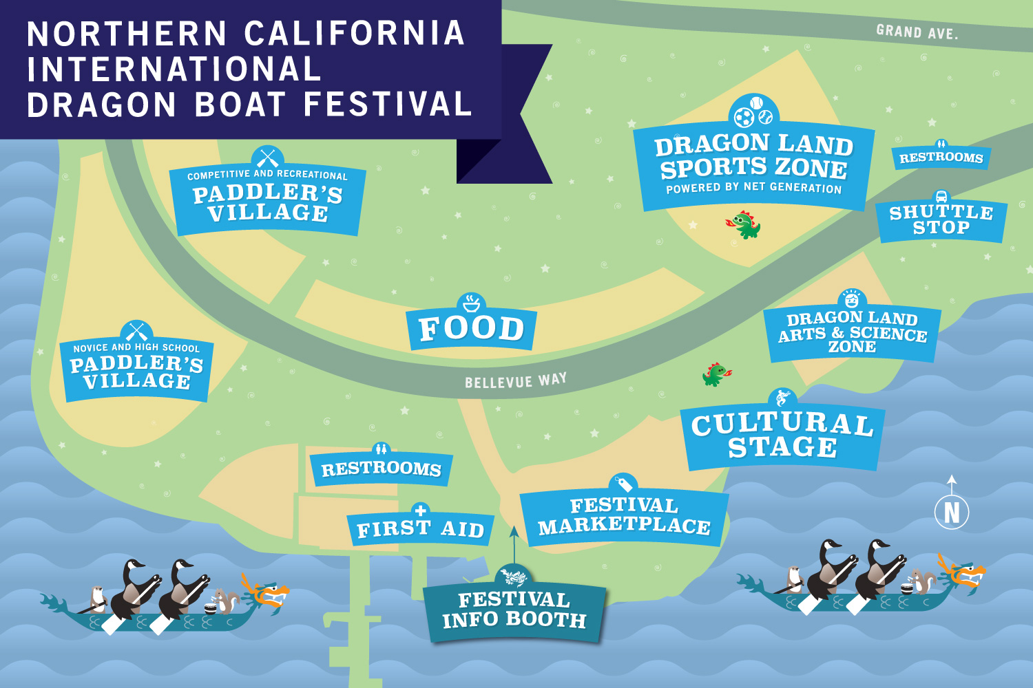 Northern California International Dragon Boat Festival