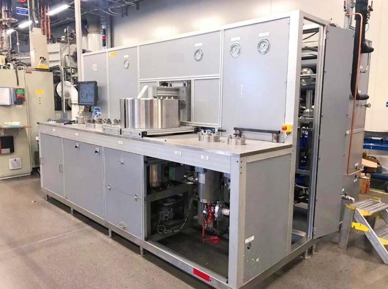 Supercritical co2 industry gmp - SFE process