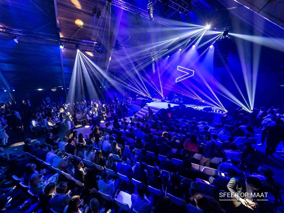 Accenture Innovatie Summit stage