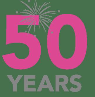50 years icon. SFE music school