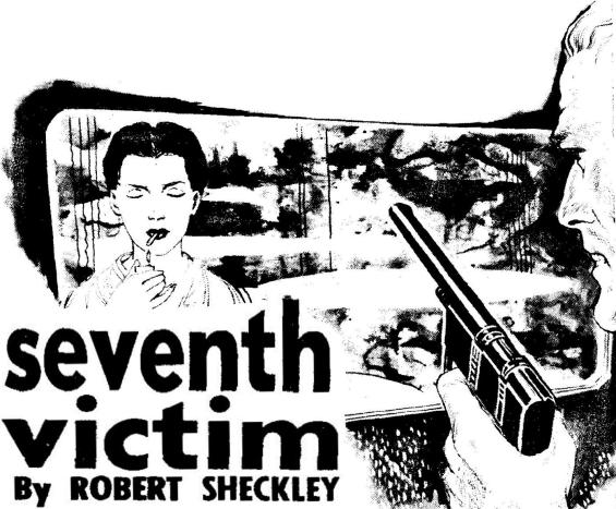 Image result for seventh victim sheckley