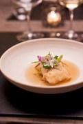 restaurant at meadowood - black cod