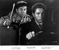 Da Silva and Granger in They Live by Night
