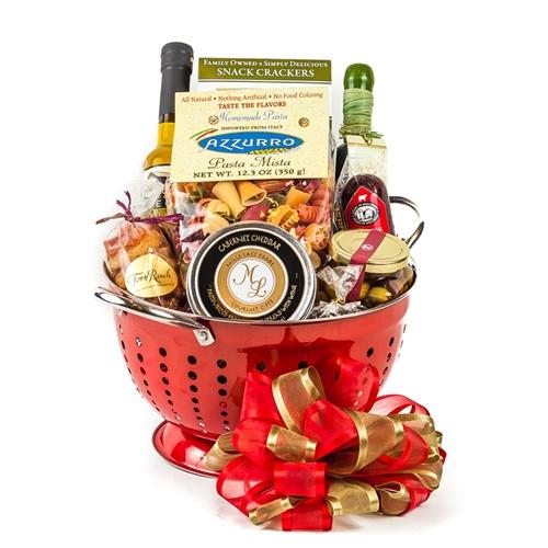 Pasta Mista Italian Gift Basket Housewarming