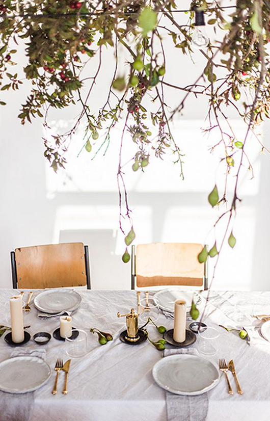 thanksgiving tablescape / sfgirlbybay