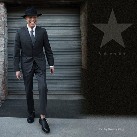 final photograph of david bowie by jimmy king / sfgirlbybay