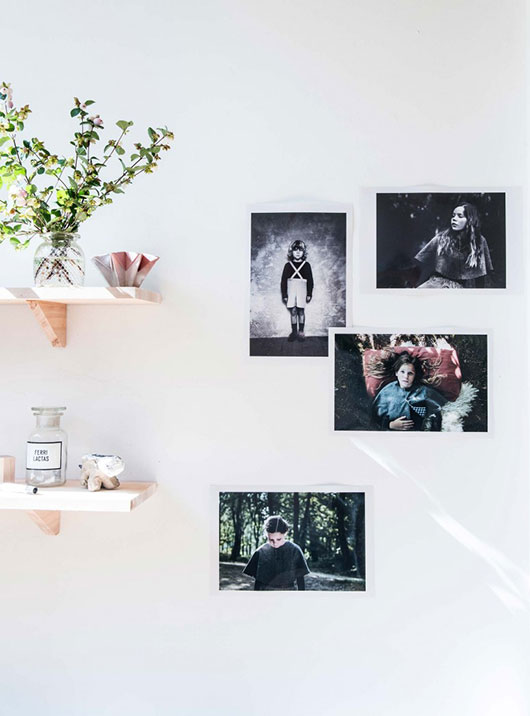 hung photo prints / sfgirlbybay