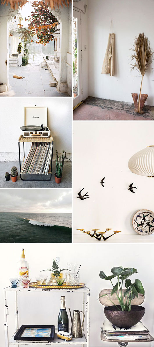 accessories and homewares with a sophisticated beach vibe / sfgirlbybay