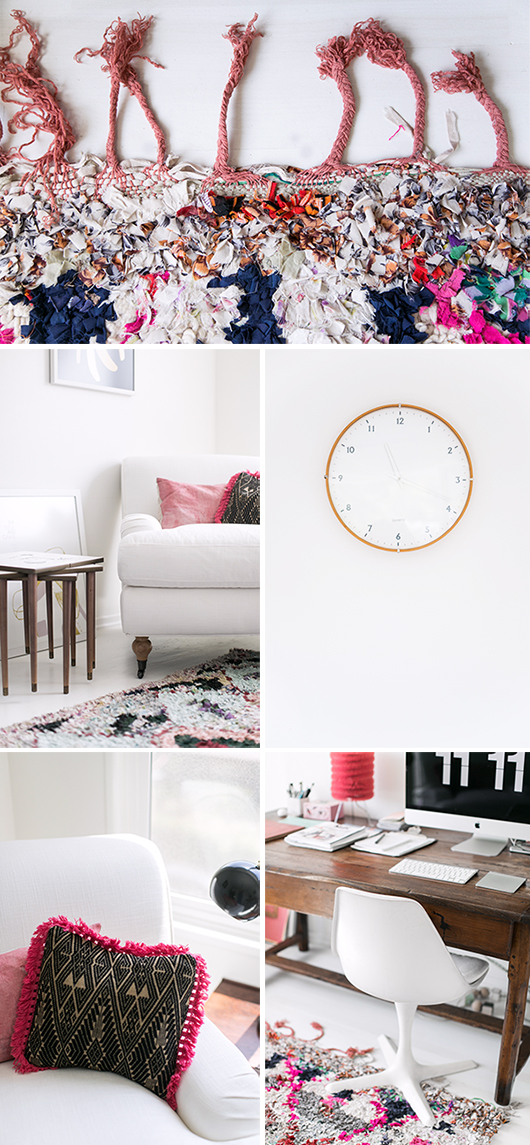 home office decor styled by victoria smith / sfgirlbybay