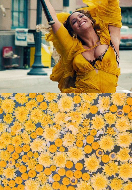 inspirational images from beyonce's video for lemonade / sfgirlbybay