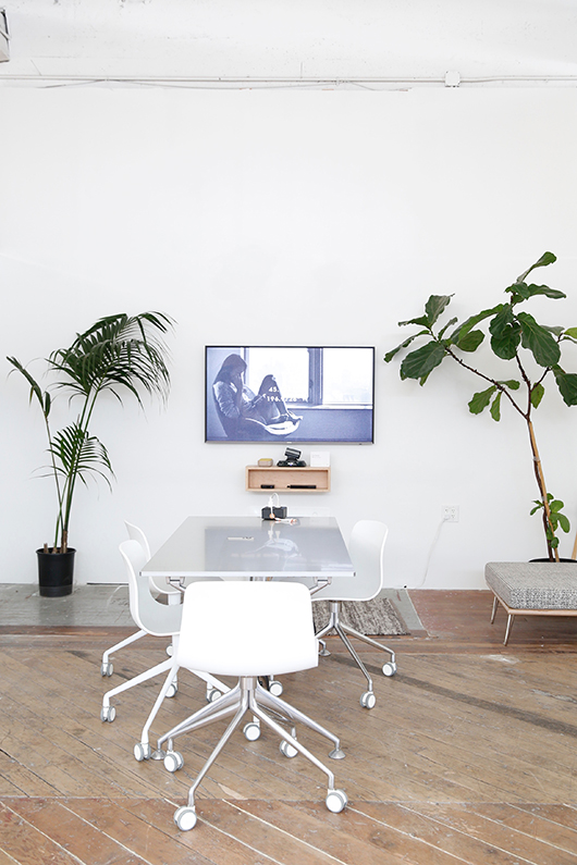 a new way to work in san francisco, mod. / sfgirlbybay