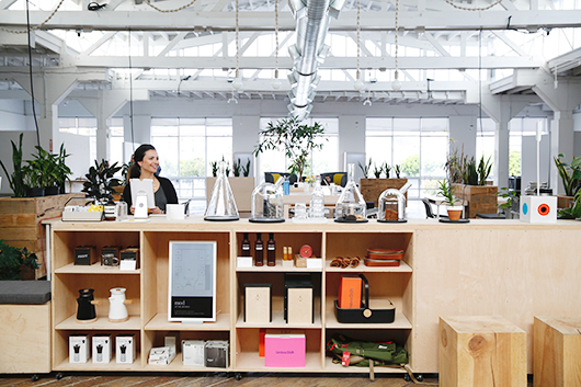 mod elevated co-working space in san francisco. / sfgirlbybay