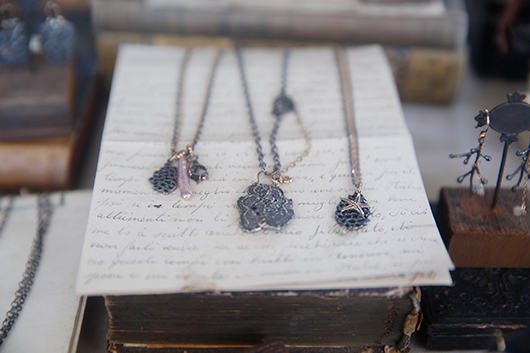 alix bluh's jewelry at modern relics / sfgirlbybay