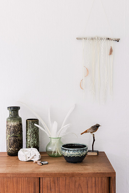 woven wall decor and collectibles / sfgirlbybay