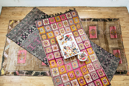 abc carpet and home moroccan style rugs / sfgirlbybay