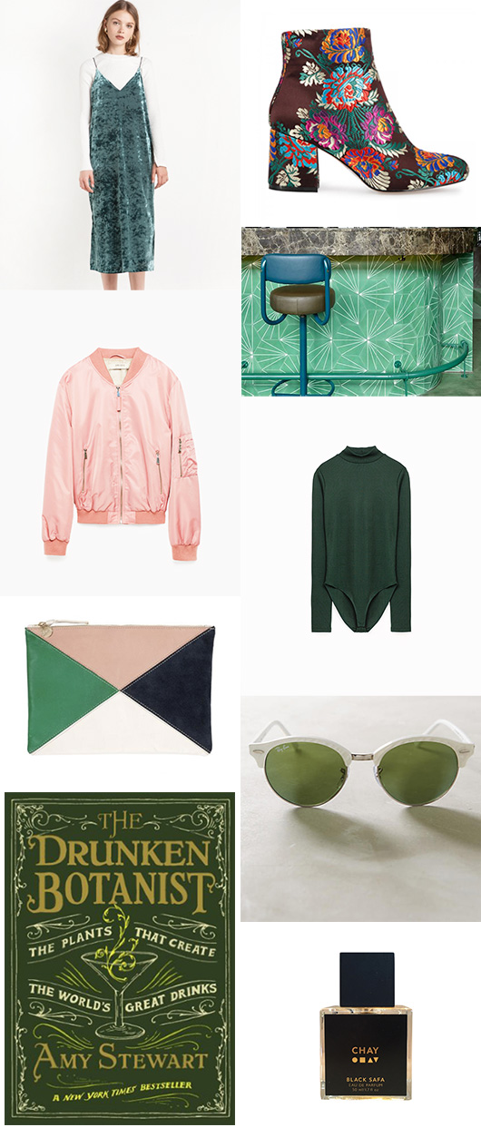 wear this there outfit ideas for le bar botanique. / sfgirlbybay