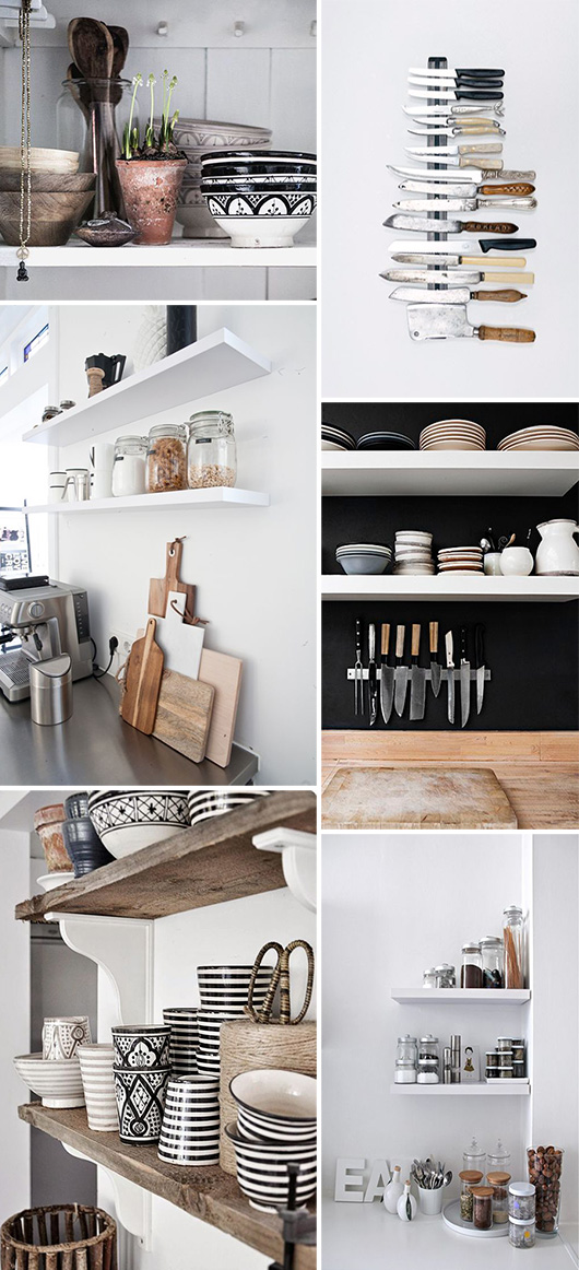 kitchen pantry and storage inspiration / sfgirlbybay