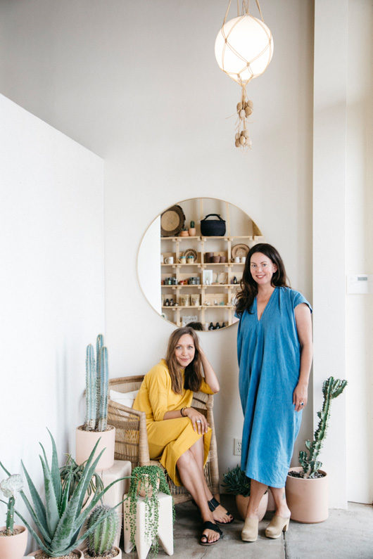 midland shop owners in their culver city store / sfgirlbybay