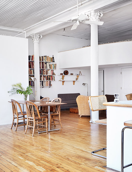 sight unseen loft decor. / sfgirlbybay