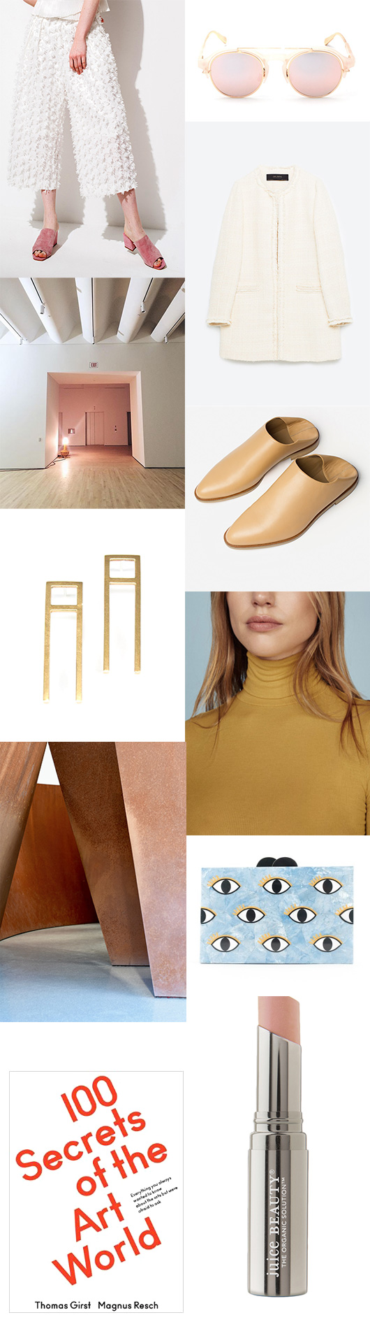 wear this there: SFMOMA / sfgirlbybay