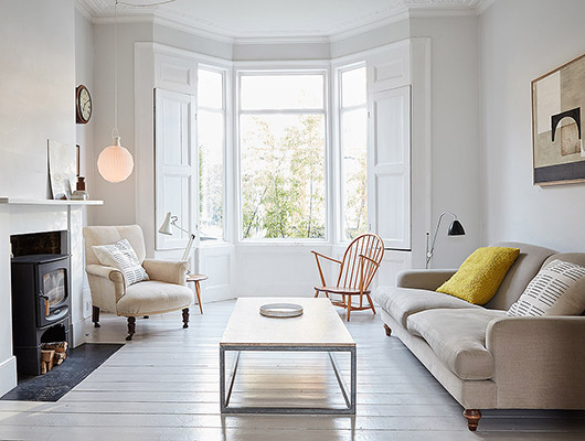 light locations minimalist living room. / sfgirlbybay