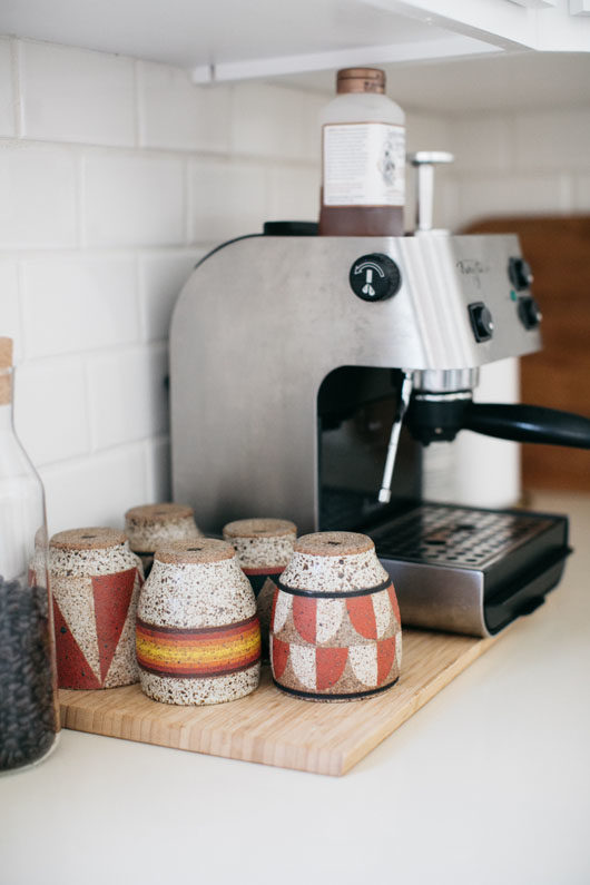 kitchen accessories at home with: sophie carpenter. / sfgirlbybay