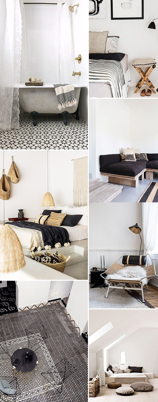 home furnishings with moroccan vibes. / sfgirlbybay