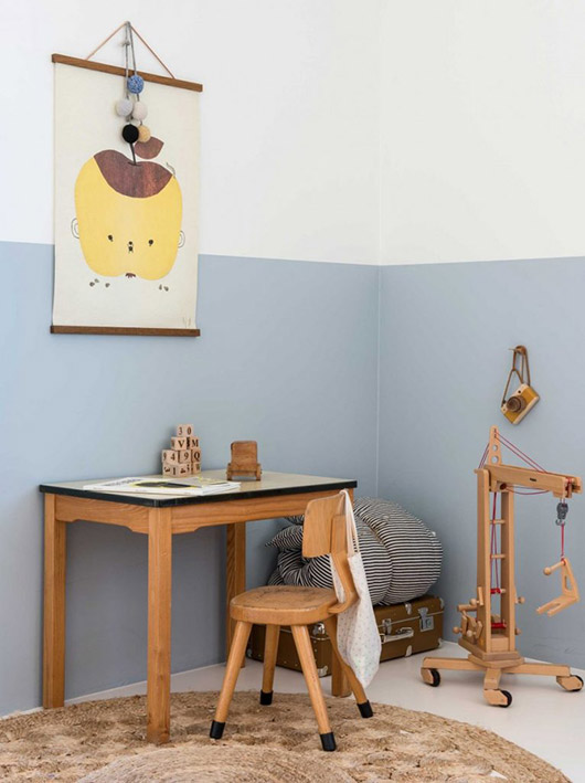 inspiring kids room decor via gravity home / sfgirlbybay