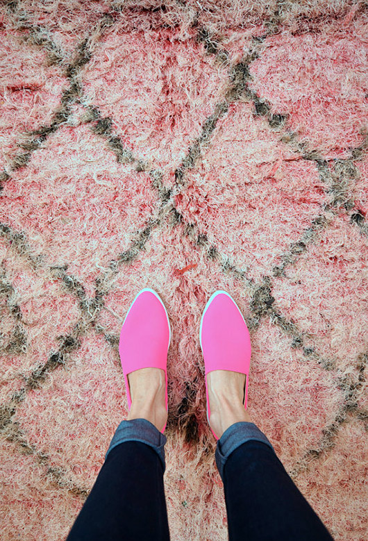 the Pink Rug Co. giveaway / sfgirlbybay