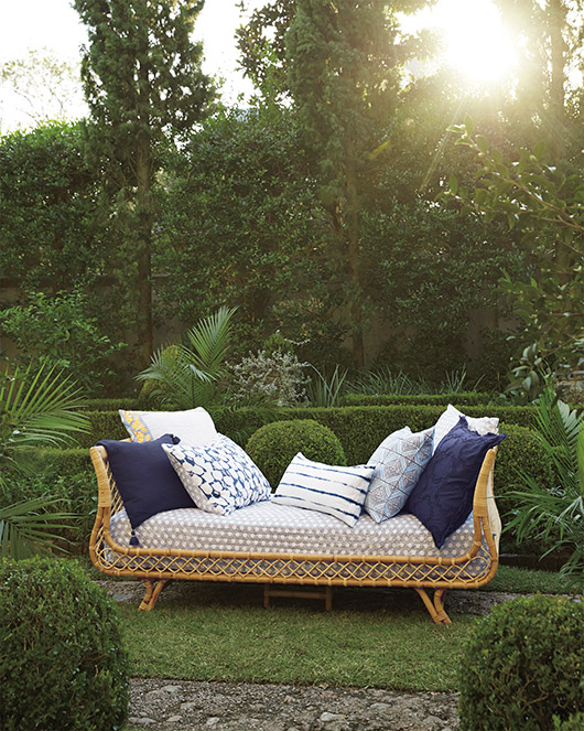 serena & lily avalon daybed. / sfgirlbybay