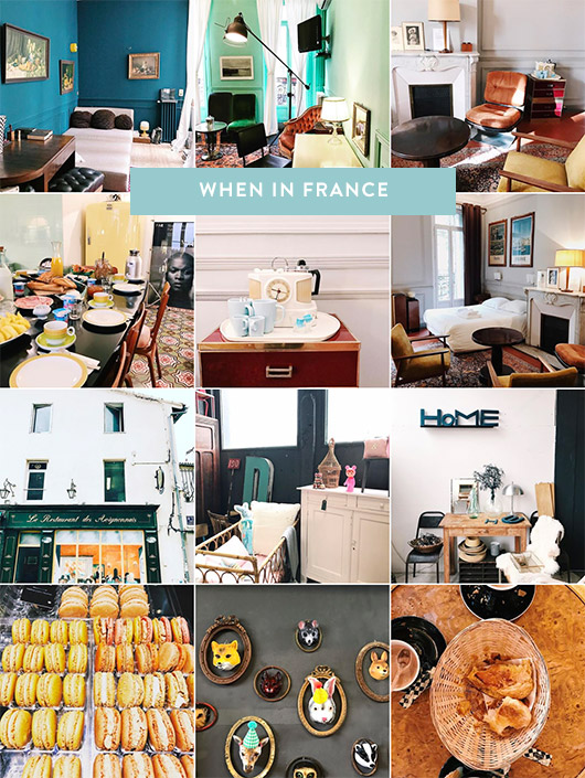 a petite guide to visiting france. / sfgirlbybay