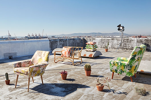 rooftop garden collection from skinny laminx giveaway. / sfgirlbybay