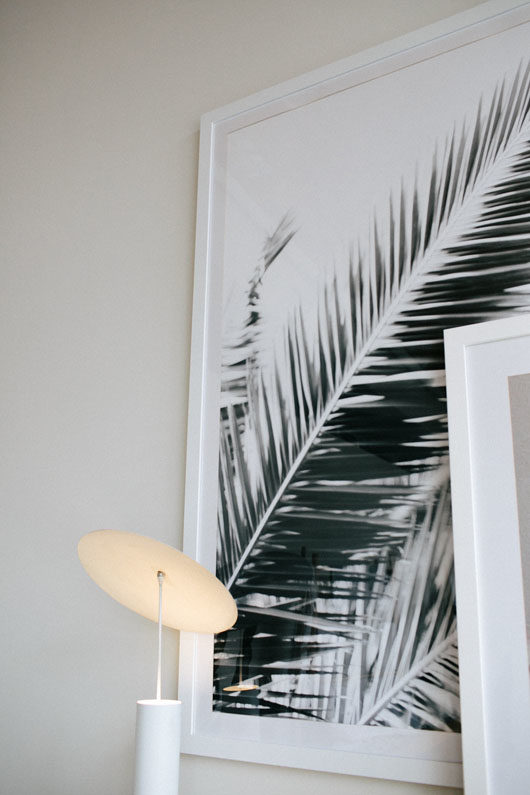 art and light inside the parachute home store. / sfgirlbybay