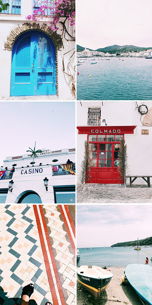 sights from my trip to spain with coast to coasta. / sfgirlbybay