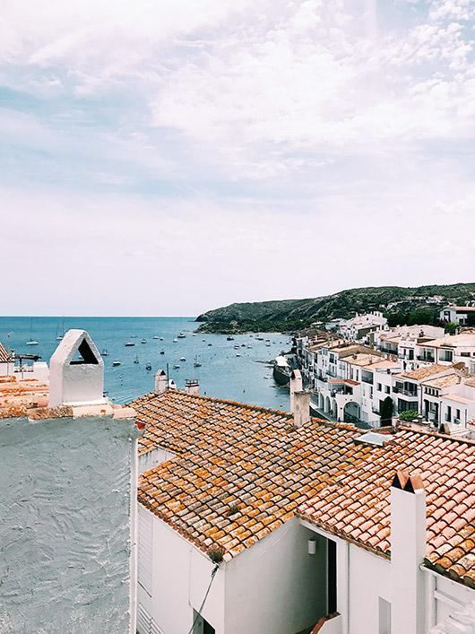 gorgeous seaside village in cadaqués. / sfgirlbybay