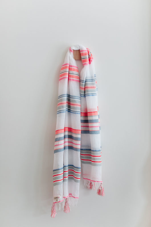 scarf at lemlem in l.a. / sfgirlbybay