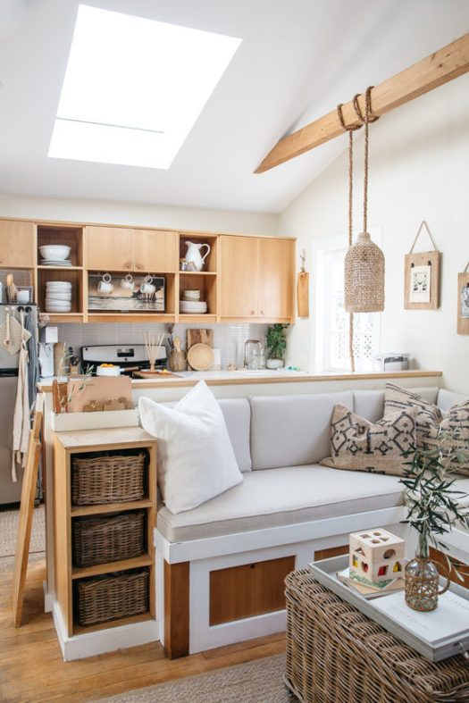 inspiring tiny home design in venice canals. / sfgirlbybay