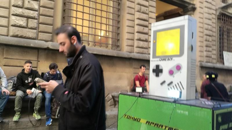 LUCCA COMICS E IL GRANDE PENNELLO