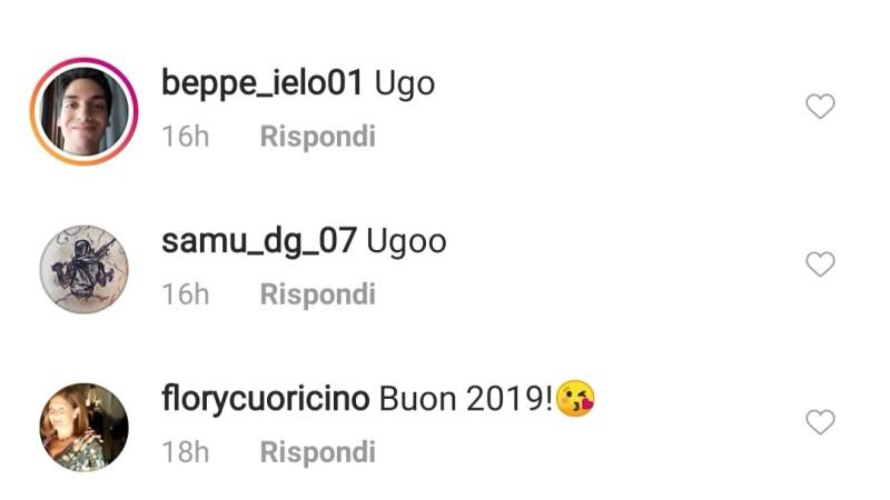 """""""Ugo"""" su Instagram: ecco perchè tutti lo commentano"""