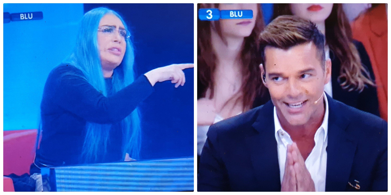 Amici18 | Ricky Martin contro Loredana Bertè: basta bullismo
